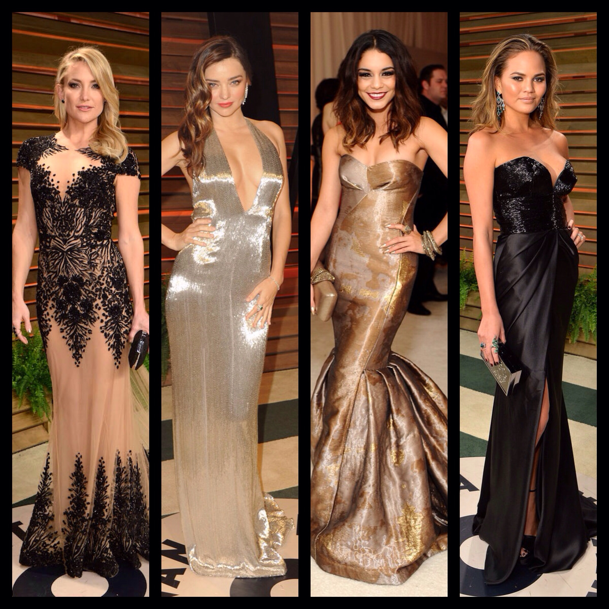 Hollywood Party Dresses