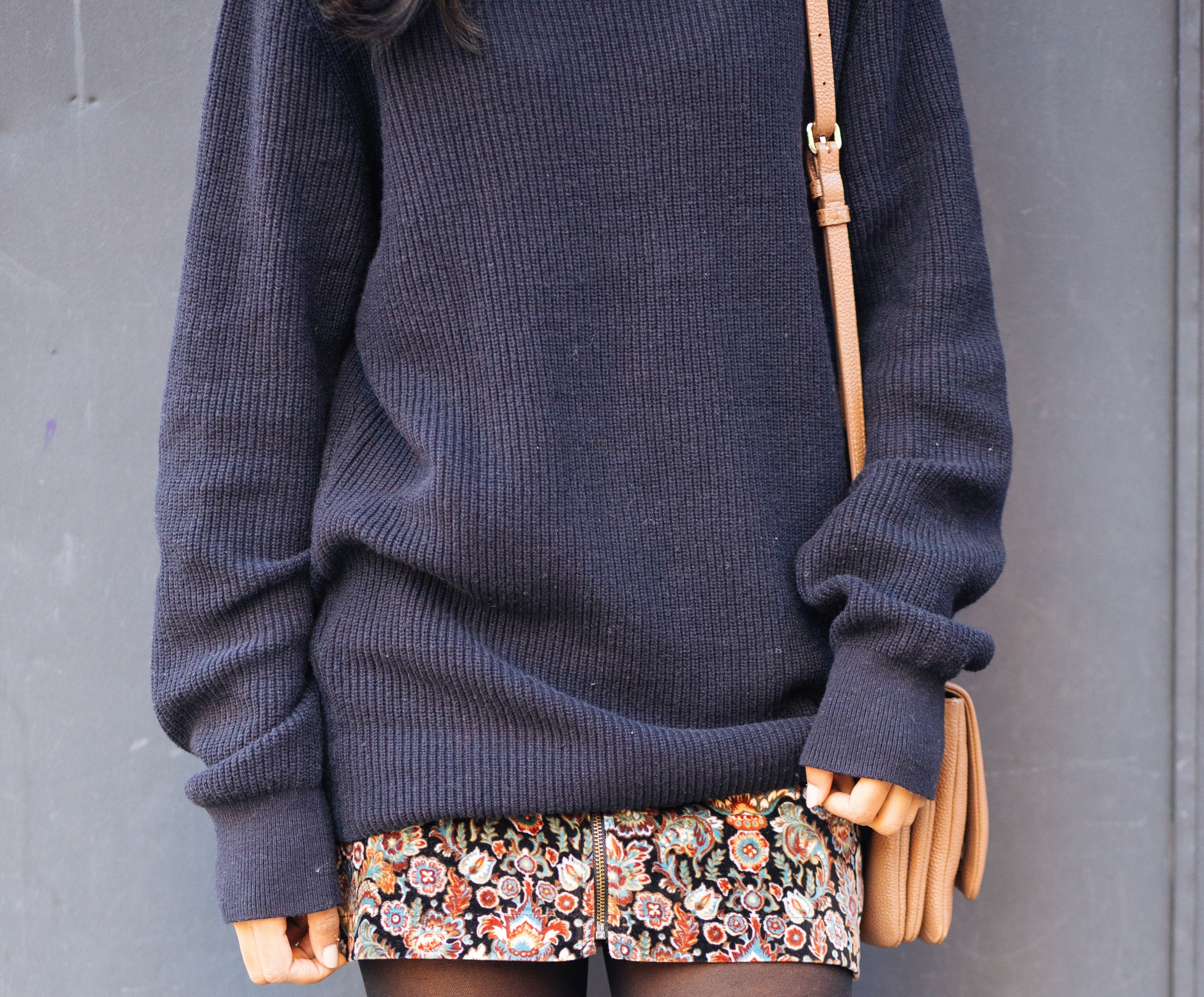 BORROWED FROM THE BOYS THE MENSWEAR SWEATER